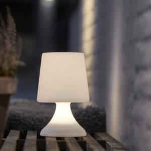 Villa Collection - LED Lampe med fjernbetjening