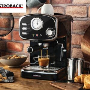 Espressomaskine fra Gastroback