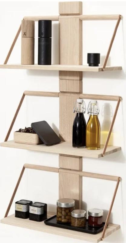 Andersen Furniture Wood Wall 2 stk.