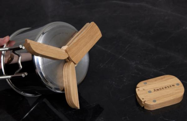Andersen magnetisk bordskåner