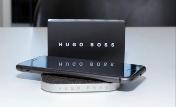Hugo Boss Trådløs ladestation