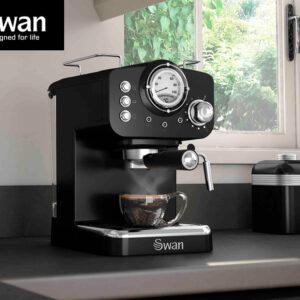 Espresso kaffemaskine