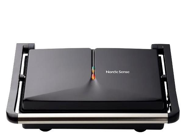 Nordic Sense kontaktgrill 2000 watt