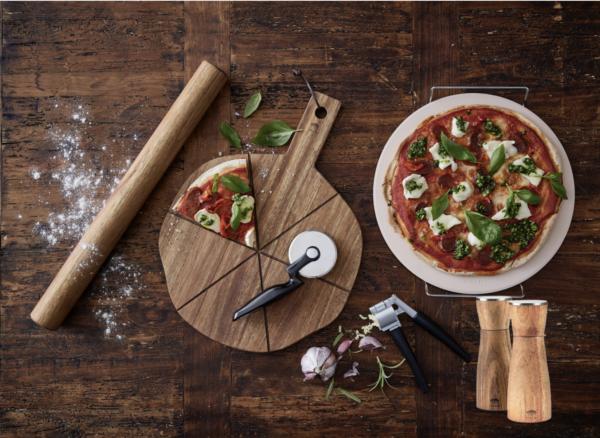 Holm Pizza sæt Holm salt og peberkværn