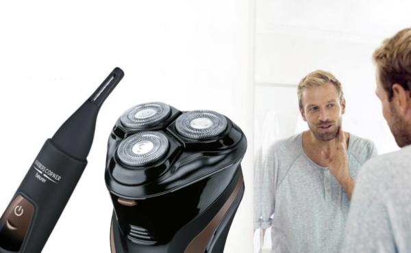 Beurer barbermaskine og næsetrimmer til nem styling