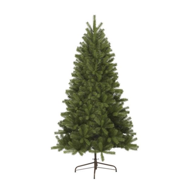 Smukt og naturtro juletræ